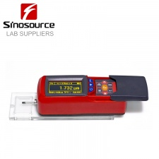 Leeb432 Surface Roughness Tester Meter Gauge with Portable Measure 13 Parameters Four Filtering Methods